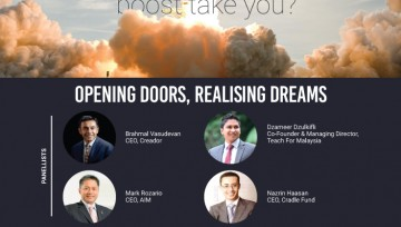"#ICAAMRise presents ""Opening Doors, Realising Dreams"" in conjunction with ICAAM AGM 2015"