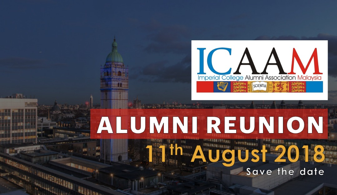 ICAAM Reunion Dinner 2018